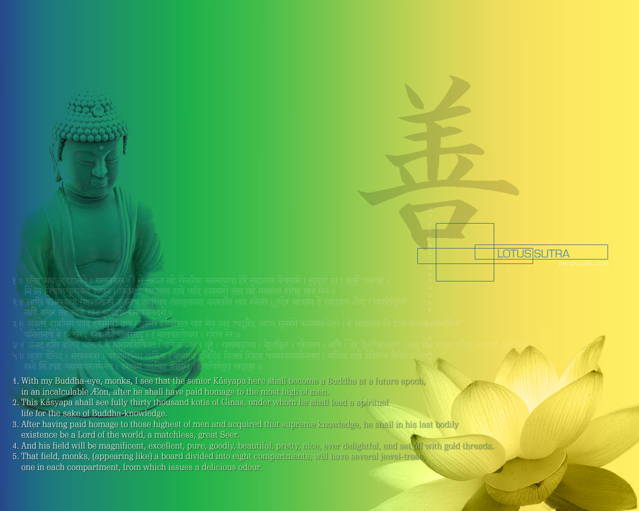 Zen & Buddhism: Sutras, The Threads of Buddha's Teachings - ZENGUIDE.