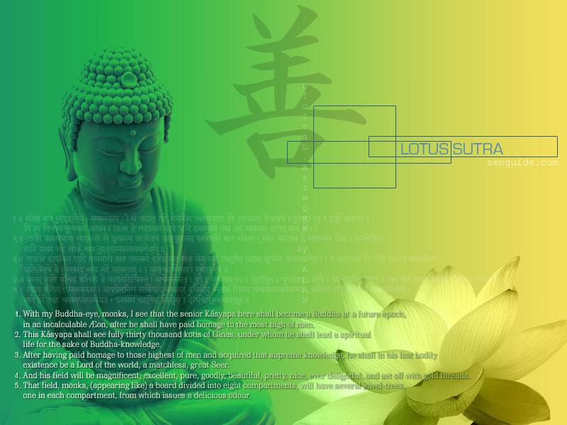 Zen & Buddhism: Sutras, The Threads of Buddha's Teachings ...